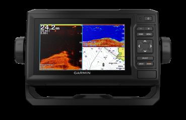 Garmin ECHOMAP PLUS 62cv 6-Zoll + Geber GT20-TM
