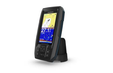 Garmin Fishfinder STRIKER™ Plus 4 mit Dual-Beam-Geber