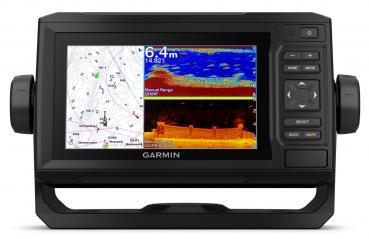 Garmin Echomap UHD 62cv Kartenplotter Fishfinder