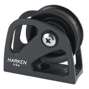 HARKEN 3123 fixer Mastfuss Block 102mm