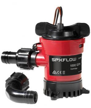 Johnson SPXFlow - Tauchbilgenpumpe 1000 GPH 12V