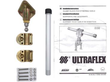 Ultraflex Klemmblock für Lenkzug - S39