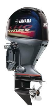 Yamaha V MAX SHO 90 - VF90LA Aussenbordmotor