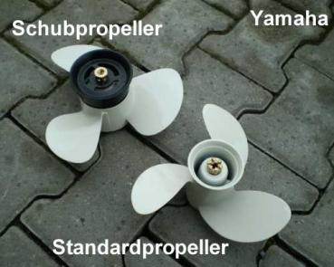 Yamaha Schubpropeller 9 x 7-N