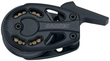 HARKEN 3221 Black Magic Air Block 57mm Umlenkblock - Einer/Klemmer - Festmoniert