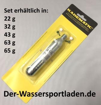 Kadematic Reserveset 32 g - Tablette  (4927)