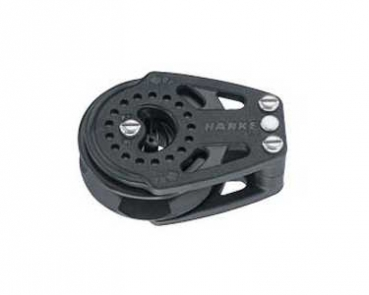 Harken HK 2614 Carbo Ratchetblock 40mm liegend